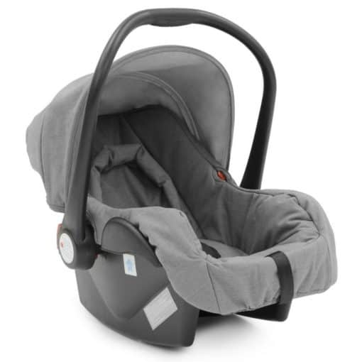 BabyStyle Oyster Group 0+ Car Seat-City Grey