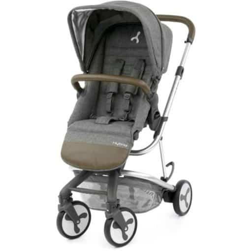 Babystyle Hybrid City Stroller-Stonewash
