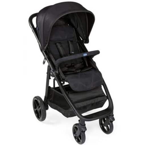 Chicco Multiride Stroller-Jet Black (NEW)