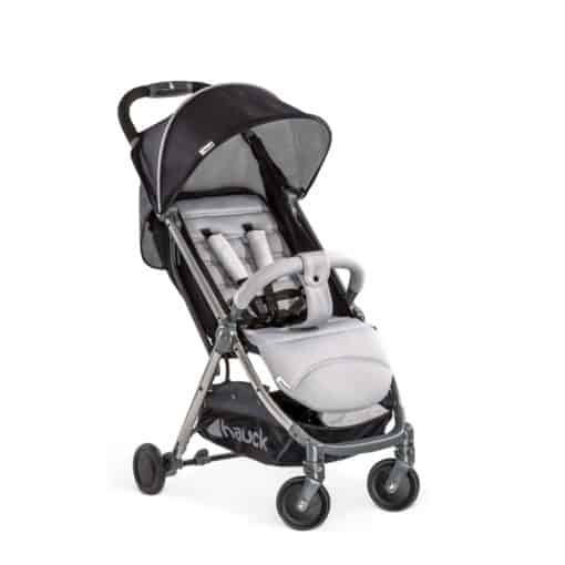 Hauck Swift Plus Stroller-Silver/Charcoal (New 2019)