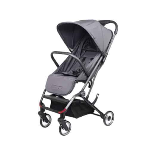 Mee-Go Trio+ Compact Stroller-Slate Grey (2021)