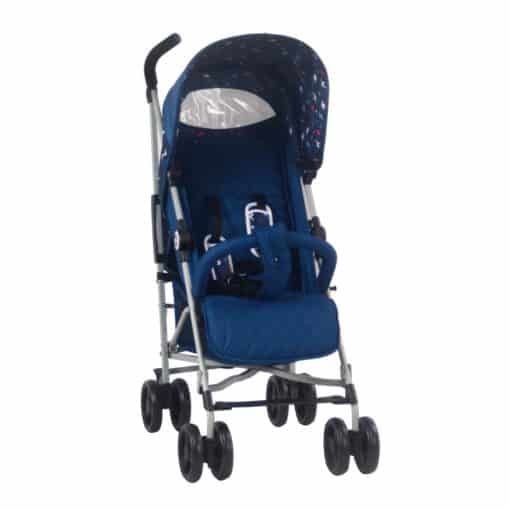 My Babiie MB02 Stroller-Blue Flash MB02F
