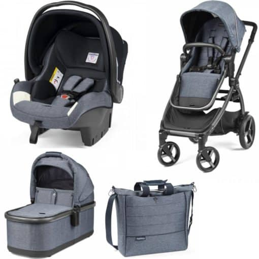 Peg Perego Ypsi Luxe Mirage Bundle (NEW)