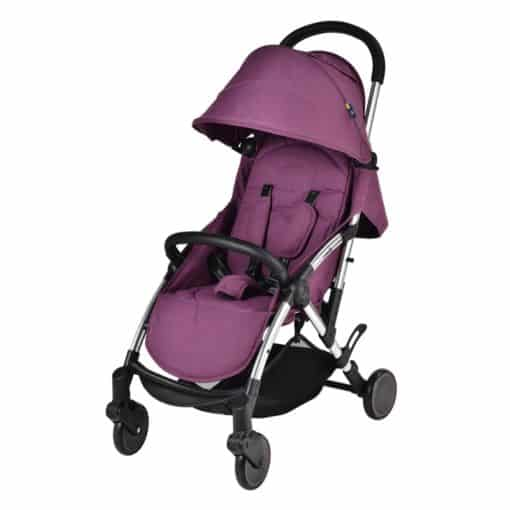 Unilove S Light Premium Stroller-Bordeaux Purple
