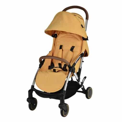 Unilove S Light Premium Stroller-Tuscany Yellow