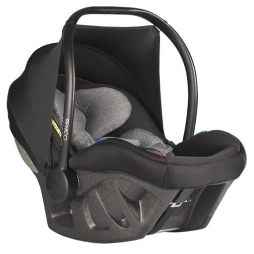 Venicci ULTRALITE Group 0+ Car Seat-Grey