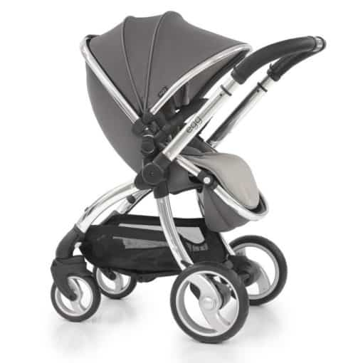 egg® Special Edition Stroller +Seat Liner-Anthracite
