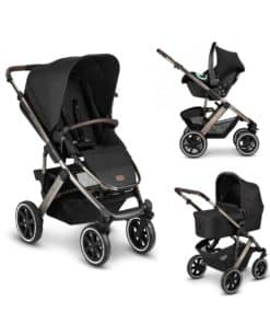 ABC Design Salsa 4 Diamond Edition 3in1 Travel System-Dolphin (2020)