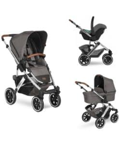 ABC Design Salsa 4 Dimond Edition 3in1 Travel System-Asphalt (2020)