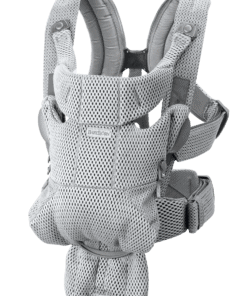 BABYBJÖRN Baby Carrier Move - Grey, 3D Mesh