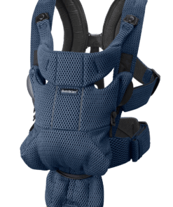 BABYBJÖRN Baby Carrier Move - Navy blue, 3D Mesh