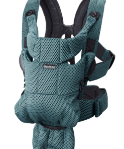BABYBJÖRN Baby Carrier Move - Sage green, 3D Mesh