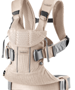 BABYBJÖRN Baby Carrier One Air - Pearly pink, 3D Mesh