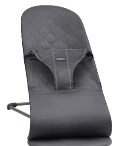 BABYBJÖRN Bouncer Bliss - Anthracite, Cotton