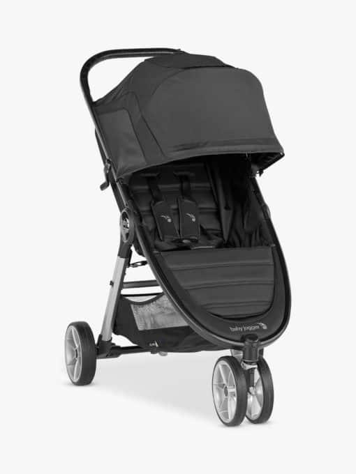 Baby Jogger City Mini 2 Pushchair, Jet