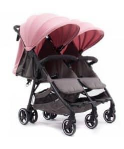 Baby Monsters Kuki Twin Stroller-Milkshake (NEW)