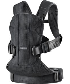 BabyBjorn Baby Carrier One Air-Black