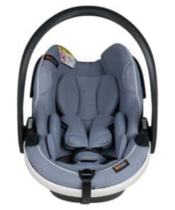 BeSafe iZi Go Modular X1 i-Size Car Seat-Cloud Melange