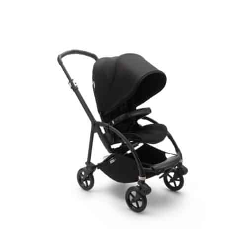 Bugaboo Bee 6 Complete Pushchair- Black/Black