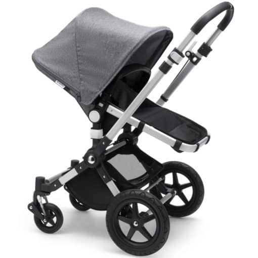 Bugaboo Cameleon3 Plus Pushchair-Grey Melange/Aluminium