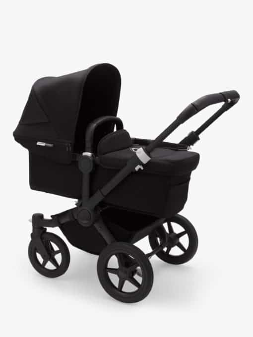 Bugaboo Donkey3 Mono Pushchair, Black