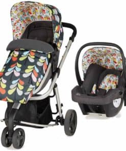 Cosatto Giggle Mix 3in1 Travel System-Nordik (New 2018)