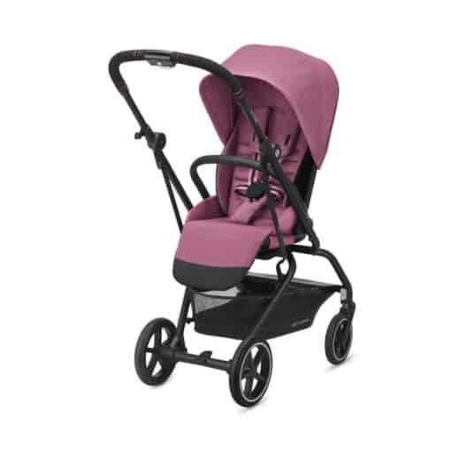 Cybex Eezy S Twist+2 Pushchair-Magnolia Pink (2021)