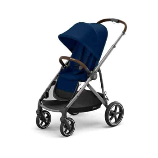 Cybex Gazelle S Pushchair-Taupe/Navy Blue (2021)
