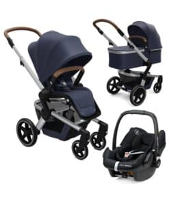 Joolz Hub+ 3in1 Travel System-Classic Blue (2021)