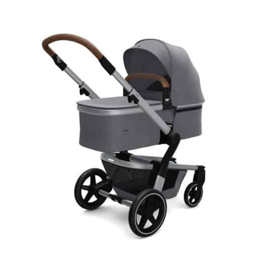 Joolz Hub+ Carry Cot-Gorgeous Grey (2021)