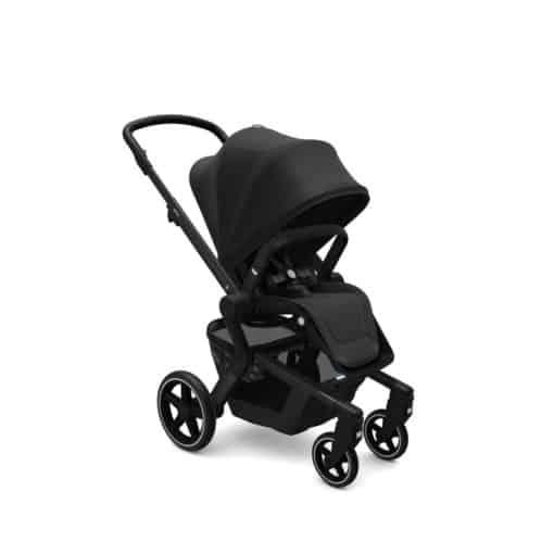 Joolz Hub+ Stroller-Brilliant Black (2021)