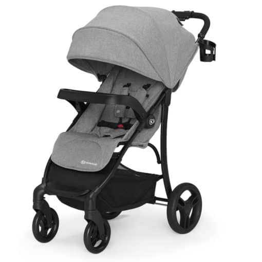 Kinderkraft Cruiser Pushchair-Grey