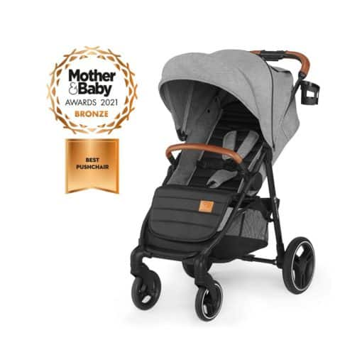 Kinderkraft Grande 2020 Pushchair-Grey