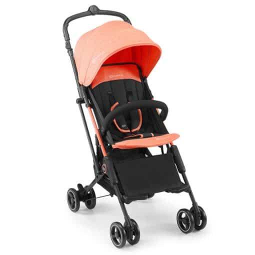 Kinderkraft Mini Dot Pushchair-Coral