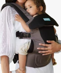MOBY Move All-Position Baby Carrier, Charcoal