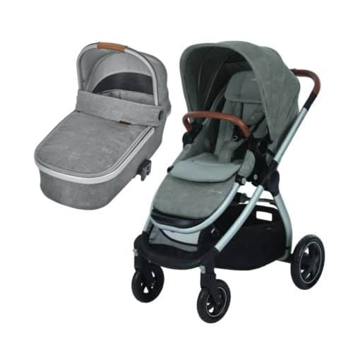 Maxi Cosi Adorra 2in1 With Oria Carrycot-Nomad Grey
