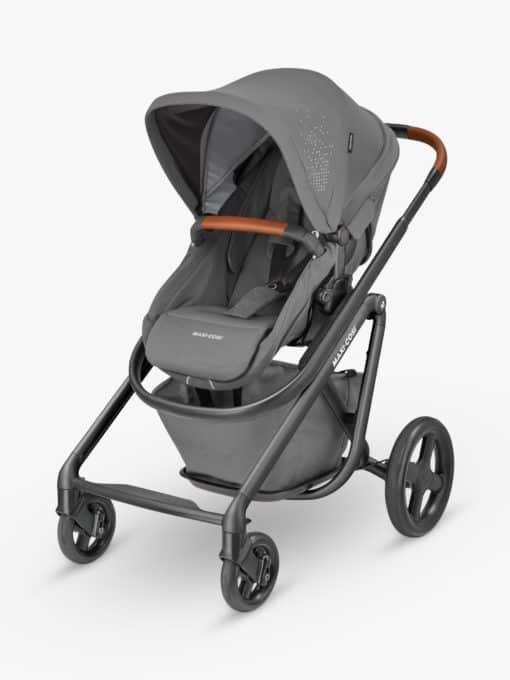 Maxi-Cosi Lila Luxe Pushchair, Sparkling Grey