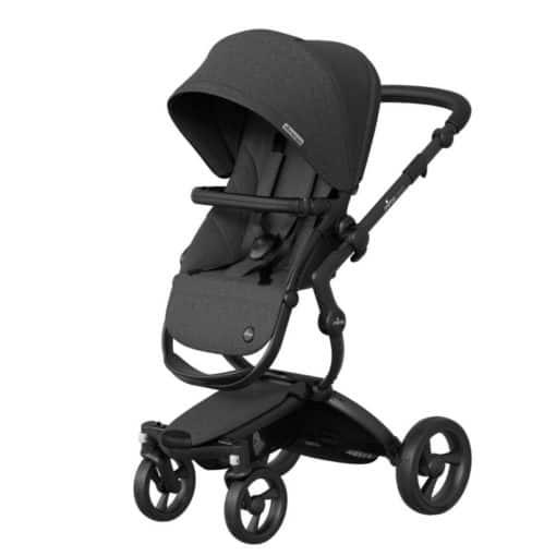 Mima Xari Sport Pushchair-Charcoal Black