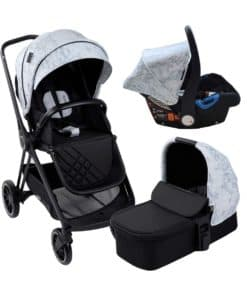 """My Babiie by Nicole """"Snooki"""" Travel System-Marble Victoria MB250MWMAR"""