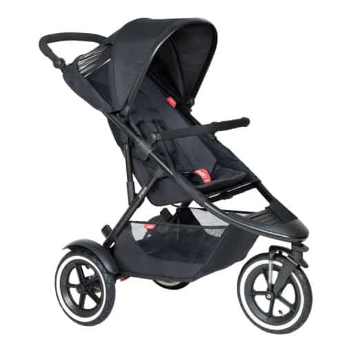 Phil and Teds Sport Pushchair-Black