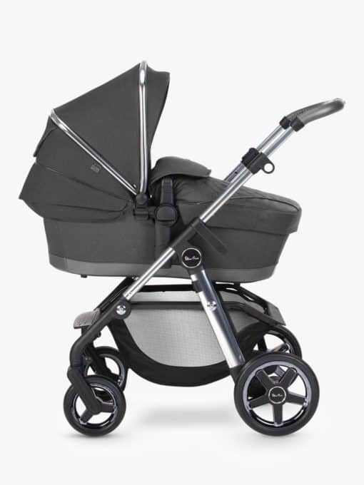 Silver Cross Pioneer 2020 Pushchair, Clay