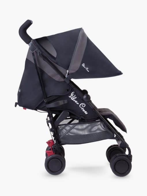 Silver Cross Pop Stroller, Flint