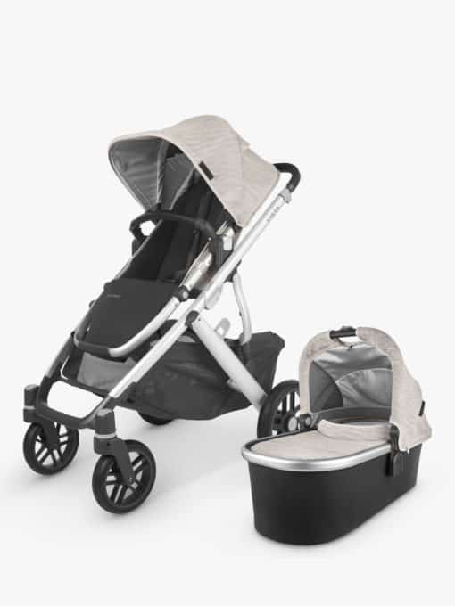 UPPAbaby Vista V2 Pushchair and Carrycot, Sierra