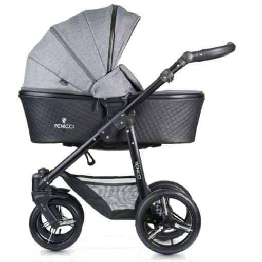 Venicci Shadow 2in1 Pushchair-Denim Grey
