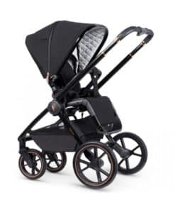 Venicci Tinum Special Edition Stroller-Stylish Black