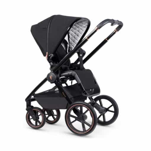 Venicci Tinum Special Edition Stroller-Stylish Black