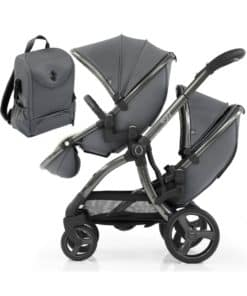 egg® 2 Special Edition Tandem Stroller-Jurassic Grey (NEW)