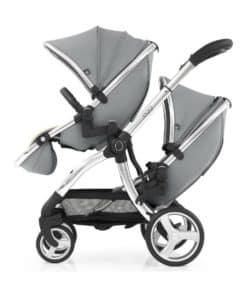 egg® 2 Tandem Stroller-Monument Grey (NEW)