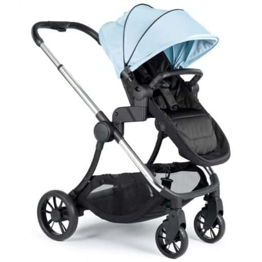 iCandy Lime Pushchair And Carrycot-Glacier (New 2019)