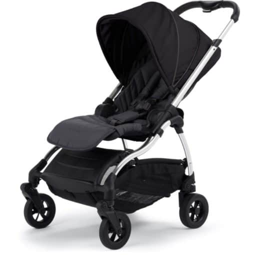 iCandy Raspberry Chrome Pushchair-Bloomsbury Black (New 2018)